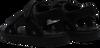 Schwarze TIMBERLAND Sandalen PERKINS ROW 2-STRAP - small