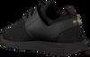 Schwarze HUGO BOSS Sneaker TITANIUM RUNN ACT - small