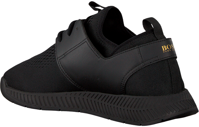 Schwarze HUGO BOSS Sneaker TITANIUM RUNN ACT - large