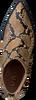 Cognacfarbene UNISA Stiefeletten MIRTE  - small