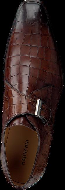 Braune MAGNANNI Business Schuhe 22644  - large