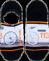 Mehrfarbige/Bunte XPOOOS Socken FIXED GEAR INVISIBLE  - medium