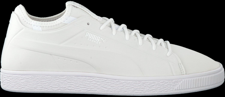 9f2eb072a14733 Weiße PUMA Sneaker BASKET CLASSIC SOCK LO MEN - large. Next