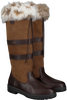 Braune DUBARRY Socken LYNX - small