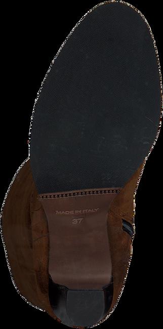 Cognacfarbene NOTRE-V Hohe Stiefel AH70  - large