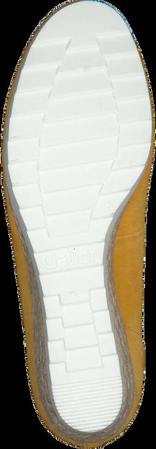 Gelbe GABOR Slipper 641 - large
