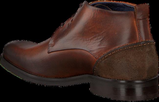 Camelfarbene OMODA Business Schuhe 36489 - large