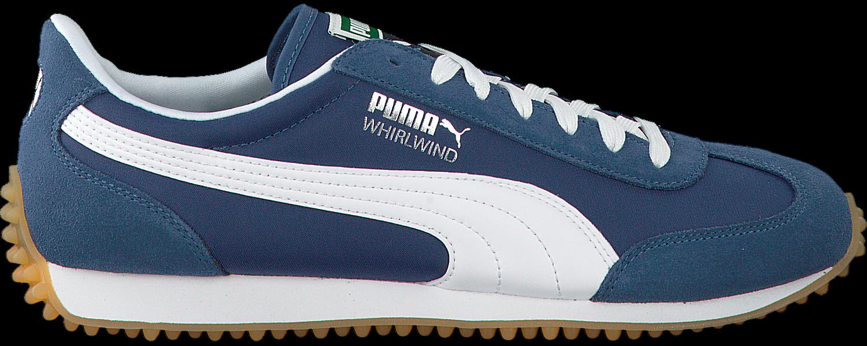 Blaue PUMA Sneaker WHIRLWIND CLASSIC