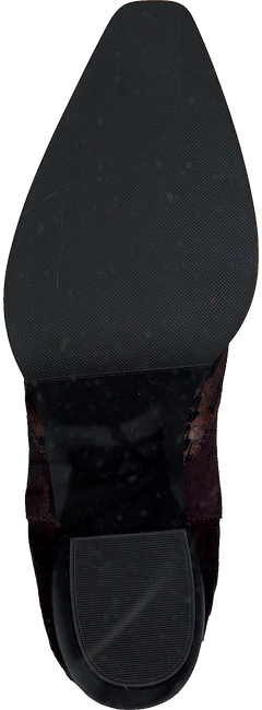 Rote MARIPE Cowboystiefel 29009  - large