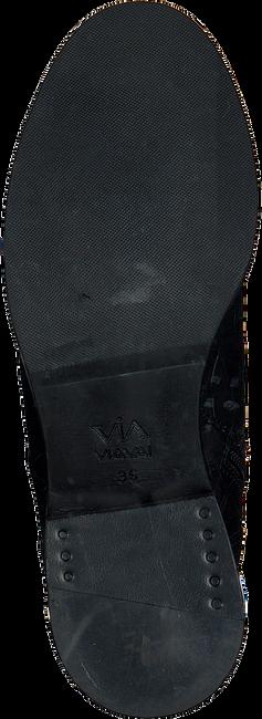 Schwarze VIA VAI Schnürboots 5103017 - large