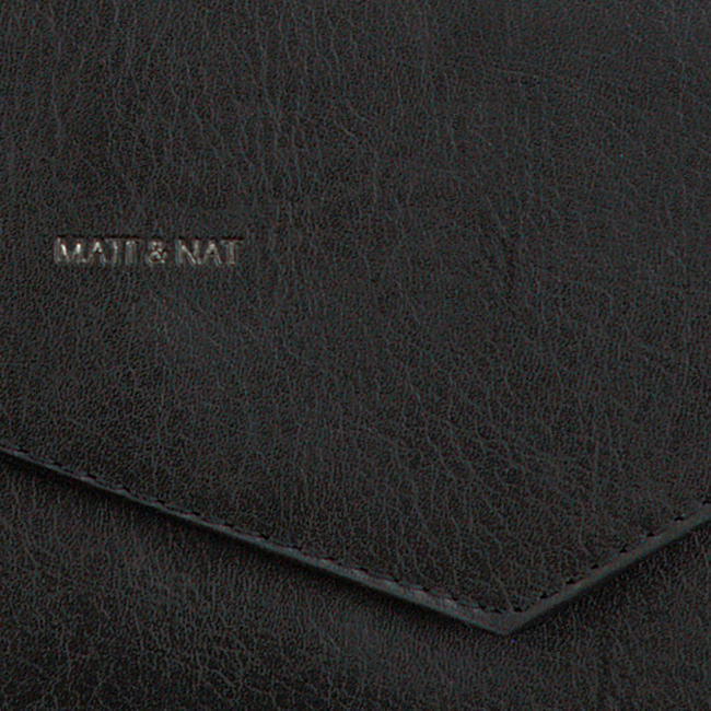 Schwarze MATT & NAT Clutch RIYA CLUTCH  - large