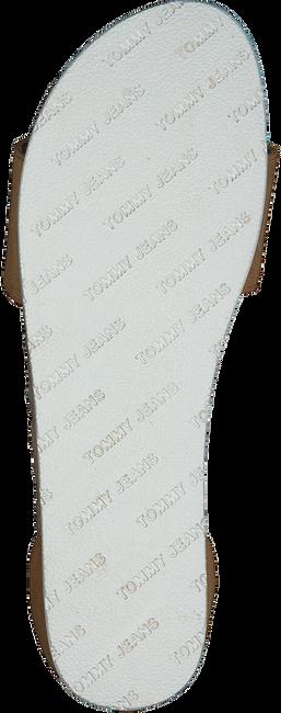 Cognacfarbene TOMMY HILFIGER Sandalen NATURAL ROPE  - large