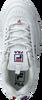 Weiße FILA Sneaker 1010567 DISRUPTOR KDS - small
