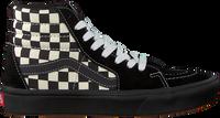 Schwarze VANS Sneaker high UA COMFYCUSH SK8-HI  - medium