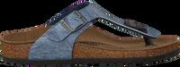 Blaue BIRKENSTOCK Pantolette GIZEH KIDS - medium