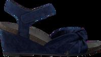 Blaue CA'SHOTT Sandalen 23073  - medium
