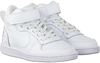 Weiße NIKE Sneaker COURT BOROUGH MID WINTER KIDS  - small