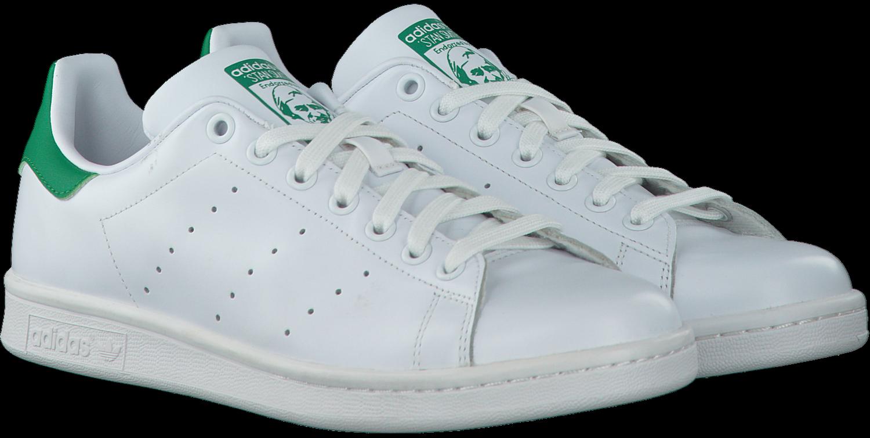 Weiße ADIDAS Sneaker STAN SMITH HEREN