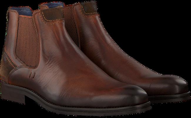 Camelfarbene OMODA Chelsea Boots 36490 - large