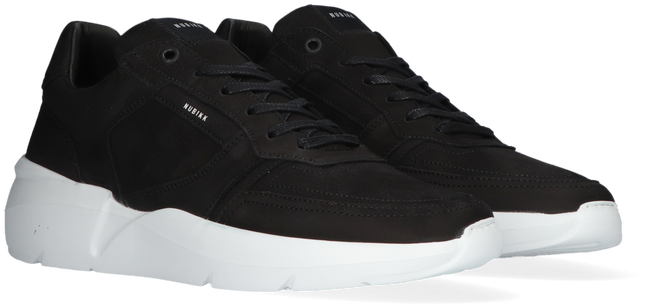 Schwarze NUBIKK Sneaker low ROQUE ROAD HEREN  - large