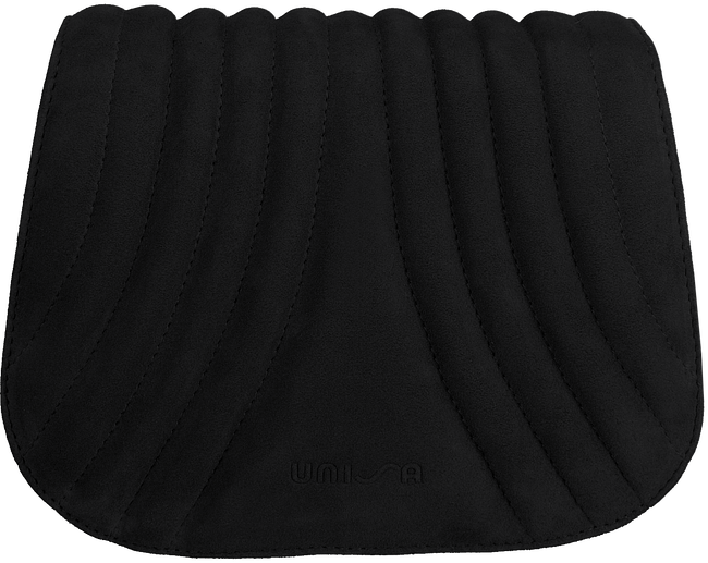 Schwarze UNISA Handtasche ZCAROLA_KS - large