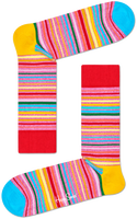 Mehrfarbige/Bunte HAPPY SOCKS Socken PRIDE SUNRISE  - medium