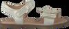 Weiße CLIC! Sandalen 8158 - small