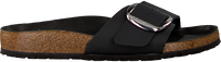Black BIRKENSTOCK PAPILLIO shoe MADRID BIG BUCKLE  - medium