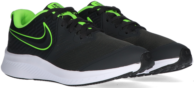 Schwarze NIKE Sneaker low STAR RUNNER 2 (GS)  - large