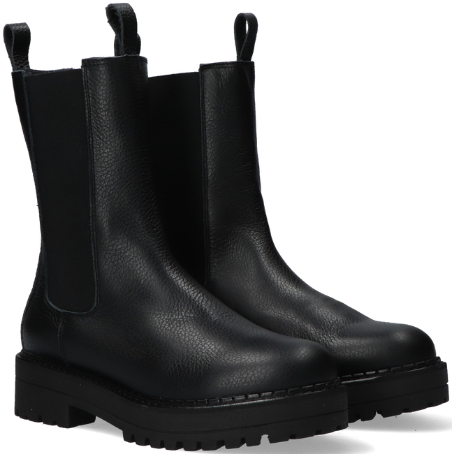 Schwarze CA'SHOTT Chelsea Boots 24205  - large