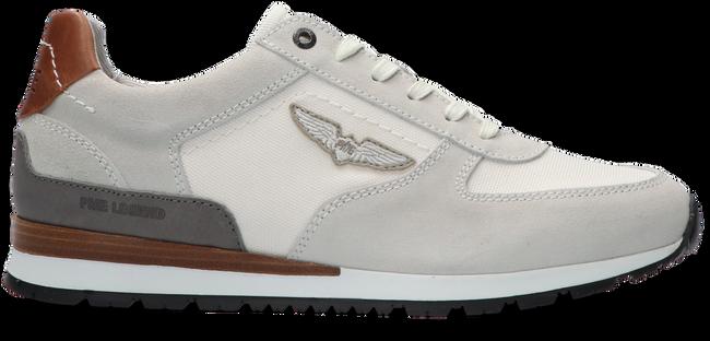 Weiße PME Sneaker low LOCKPLATE  - large