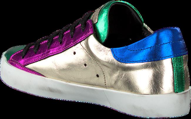 Mehrfarbige/Bunte PHILIPPE MODEL Sneaker PARIS L JUNIOR  - large