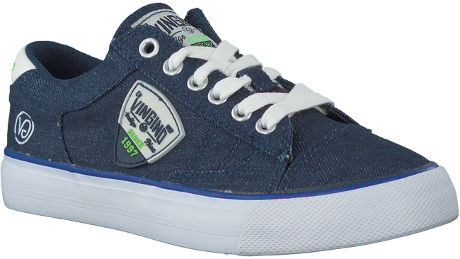 Blaue VINGINO Sneaker DAVE LOW - large