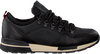 Schwarze NZA NEW ZEALAND AUCKLAND Sneaker CHEVIOT  - small