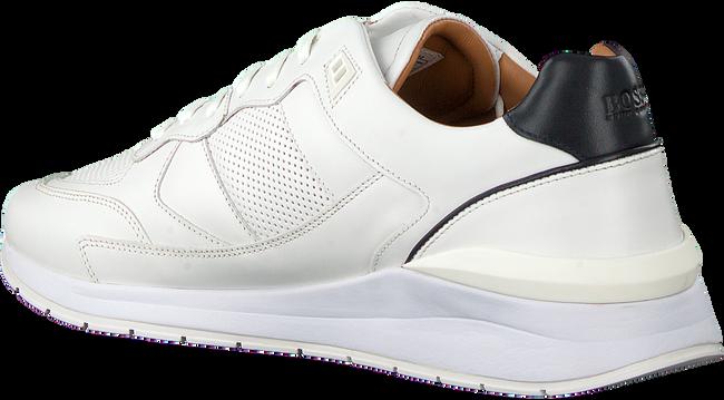 Weiße BOSS Sneaker low ELEMENT RUNN  - large
