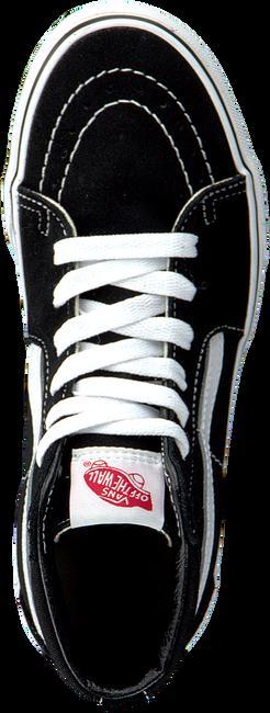 Schwarze VANS Sneaker UY SK8-HI KIDS - large