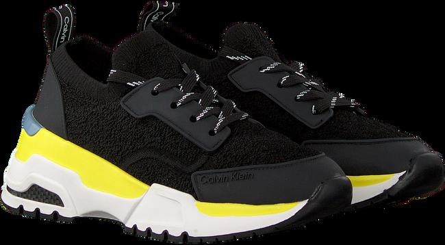 Schwarze CALVIN KLEIN Sneaker low HENSLEY  - large