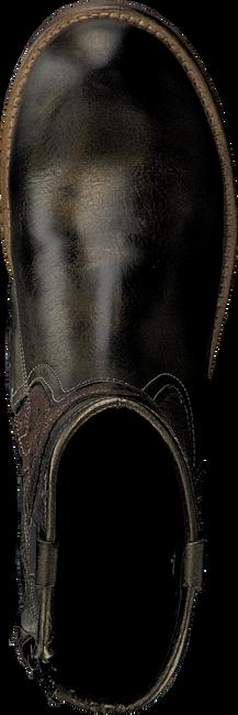 Bronzefarbene HIP Langschaftstiefel H1578 - large