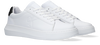 Weiße CALVIN KLEIN Sneaker low CHUNKY SOLE SNEAKER LACEUP LTH  - small