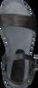 Schwarze RED RAG Zehentrenner 79108 - small
