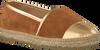 Cognacfarbene KANNA Espadrilles 20029  - small