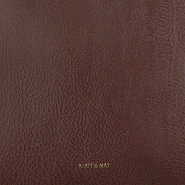 Braune MATT & NAT Shopper ABBI TOTE  - large
