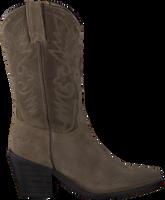Taupe RED-RAG Cowboystiefel 77048  - medium