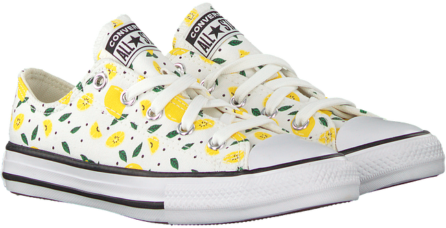 Weiße CONVERSE Sneaker low CHUCK TAYLOR ALL STAR  - large