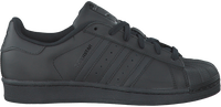 Schwarze ADIDAS Sneaker SUPERSTAR KIDS - medium