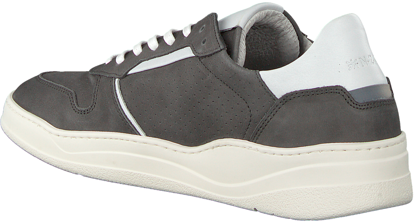 Graue NEW ZEALAND AUCKLAND Sneaker KUROW II - larger