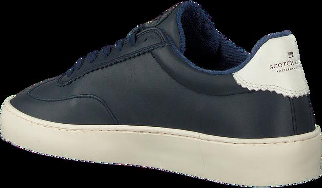 Blaue SCOTCH & SODA Sneaker low PLAKKA  - large