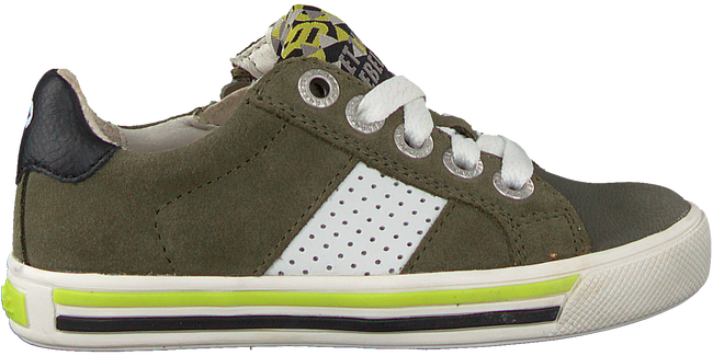 Grüne BRAQEEZ Sneaker low DICKY DAY  - large