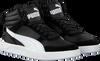 Schwarze PUMA Sneaker PUMA REBOUND STREET V2 JR - small