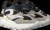 Graue RUCOLINE Sneaker 4035 SPARKLE 1035  - small